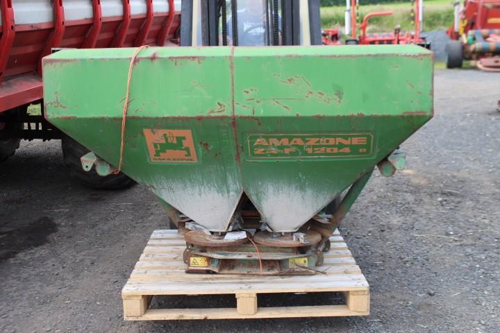 Amazone ZA-F 1204 Fert Sower
