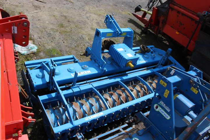 Lemken Zirkon 3m Power Harrow