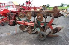 Kverneland 3F Plough