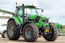 NEW Deutz Fahr 6185 RC Shift