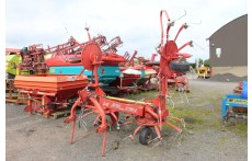 Lely Lotus 600 Tedder