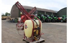 Hardi 600L 12m Sprayer