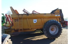 Richard Western D10 Muck Spreader