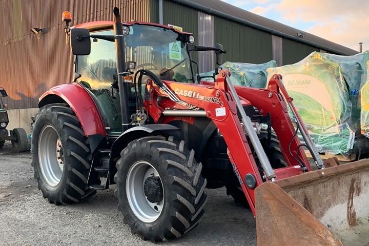 CASE 115U Farmall Tractor