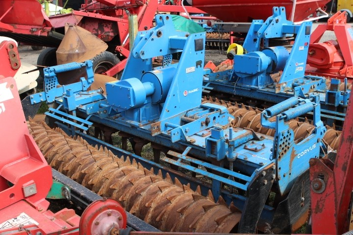Rabe Corvus PKE 3m Power Harrow
