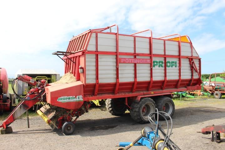 Pottinger Europrofi 3 Silage Wagon