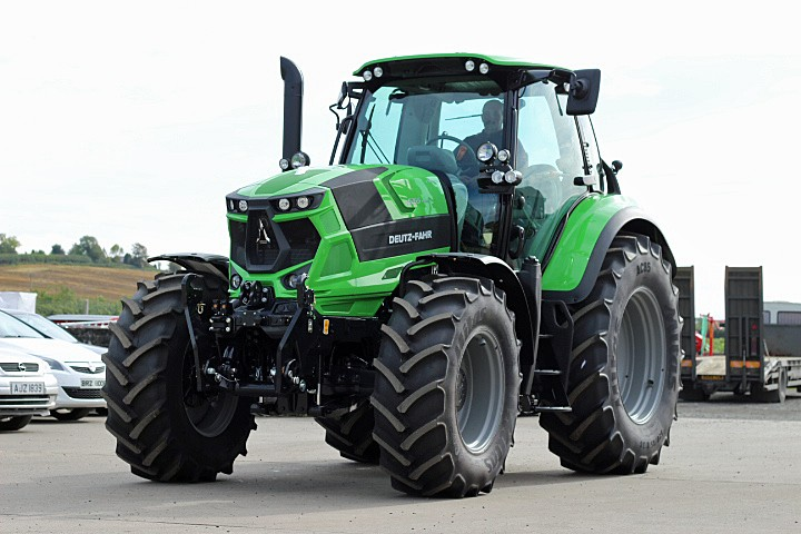 NEW Deutz Fahr 6165 RC Shift