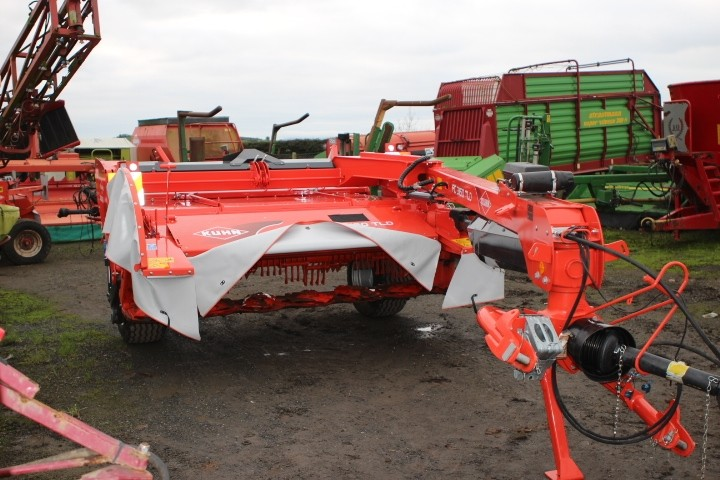 Kuhn FC 3160 Trailed Mower