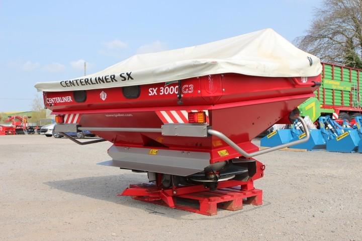 Tulip SX3000 Fertiliser Sower