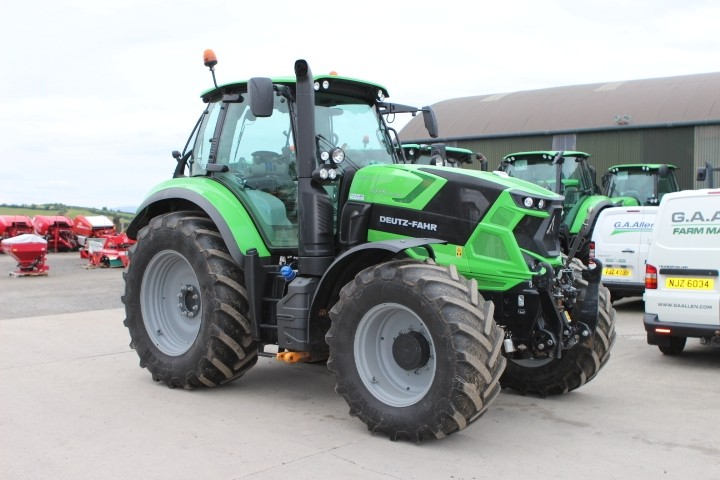 Deutz Fahr 6175 RC Shift