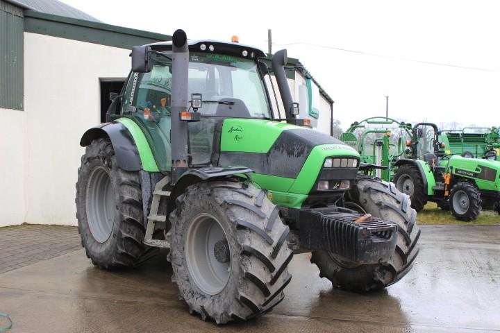 Deutz Fahr M625 Tractor