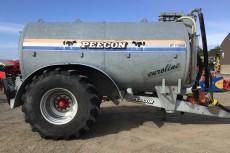 Peecon ZT 11500 Euroline Slurry Tanker