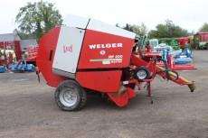Lely Welger RP220 baler