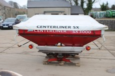 Tulip SX3000 Fertliser Sower