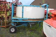 Kidd 807 Bedder