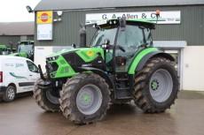 DEMO Deutz Fahr 6140 Tractor