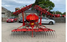 Einboek 6M Grass Manager CW Seeder
