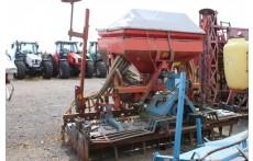 Kverneland 3m Drill & Rabe 3m Power Harrow
