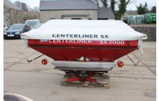 Tulip SX3000 Fertliser Sower
