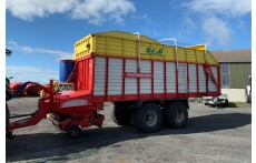 Pottinger Torro 5700 Silage Wagon