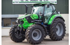 NEW Deutz Fahr 6155.4